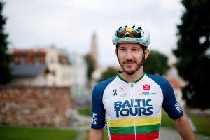 Apie olimpiadą svajojantis ispanų triatlonininkas sieks Lietuvos pilietybės