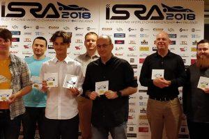 Pirmą kartą pasaulio trasinio automodeliavimo čempiono titulą iškovojo lietuvis