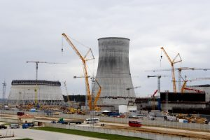 V. Landsbergis: Astravo AE kelia fizinę, ekologinę ir energetinę grėsmę