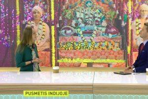 Lietuvės pažintis su Indija – pusmetis vienuolyne