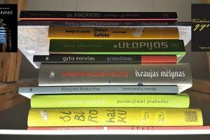 Kūrybiškiausių 2017 metų knygų dvyliktukas – margas ir jaunatviškas