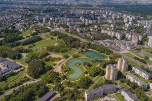 Dar viena šventė kauniečiams: atidaromas atgimęs Kalniečių parkas