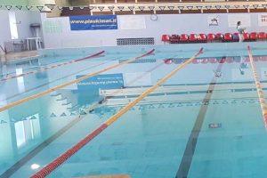 Vaikų mokymas plaukti įvertintas padėka