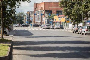 Naugarduko ir Kęstučio gatvės – draugiškesnės dviratininkams