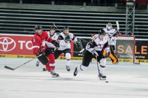 Lietuvos ledo ritulininkai neprilygo Latvijos rinktinei