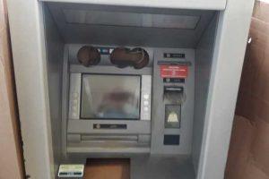 Vilniuje užsieniečiai bus teisiami dėl bandymo apiplėšti bankomatą