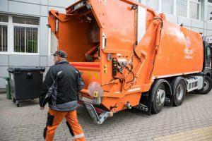 Dvi bendrovės nori didesnių atliekų tvarkymo kainų Vilniuje