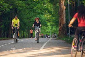 """""""Like Bike 100 000 km iššūkio"""" dalyviams – naujas tikslas ir netikėtos dovanos"""