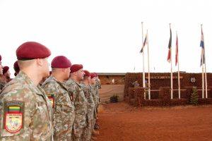 Į JT operaciją Malyje išlydės antrą Lietuvos karių pamainą