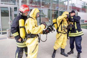 Iš LSMU Farmacijos fakulteto evakuota apie 400 žmonių