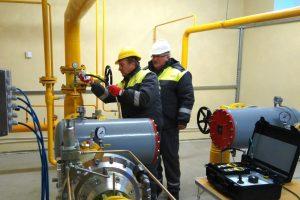 ESO dujų skirstymo tinklo modernizavimui skirta ES parama