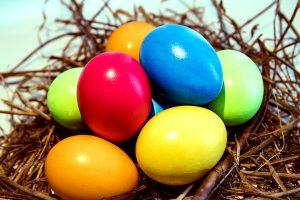 Kiek per metus pabrango kiaušiniai?