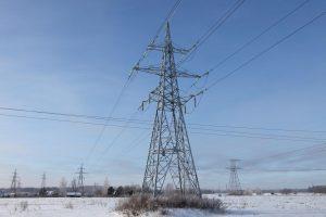 Paspaudęs šaltukas kilstelėjo elektros kainas visame regione