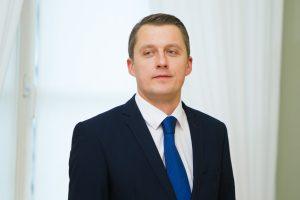 Ž. Vaičiūnas ragina Estiją dėl Astravo AE laikytis vieningos pozicijos