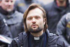 A. Toliatas: stodamas į seminariją būčiau nepasakęs, kiek yra apaštalų