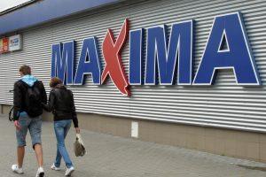 """Pernai """"Maxima grupės"""" mažmeninė apyvarta Lietuvoje sumažėjo"""