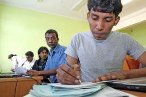 Užsieniečių registracijos centre bus atskiras bendrabutis pažeidžiamiems asmenims