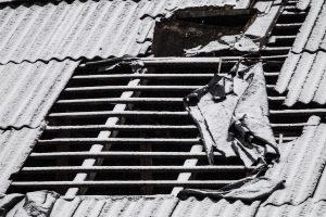 Asbesto turinčios atliekos – nebe podukros