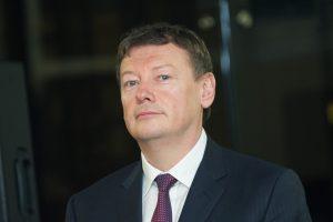 "Ūkio ministras susitiks su ""BOD Group"" vadovu"