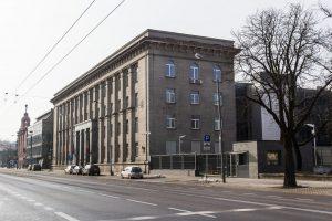 Kartu su viešaisiais pastatais atnaujinamos ir ministerijos