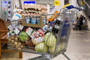 L. Graužinienė pritaria PVM būtiniausioms prekėms mažinimui