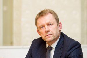 VTEK nutraukė tyrimą dėl Š. Biručio, derinusio komandiruotę su atostogomis