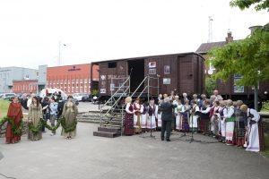 Politinių kalinių ir tremtinių sąjungos pirmininku perrinktas G. Rutkauskas