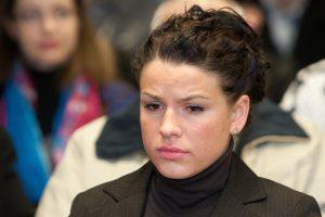 Teisme atversta dar viena L. Stankūnaitės sekimo byla