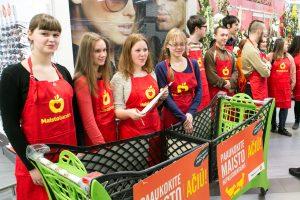 Įpročių tyrimas: Lietuvoje aukojama tik per didžiąsias šventes