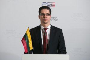 """""""Litgrid"""" ir NATO centras bendradarbiaus užtikrinant energetinį saugumą"""