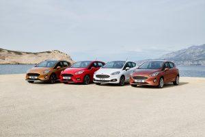 """Naujos kartos """"Ford Fiesta"""": keturi asmenybės įsikūnijimai"""