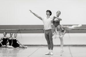 Muzikiniame teatre – žvilgsnis į baleto istoriją