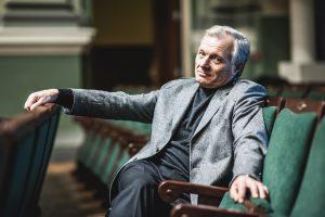 P. Bingelis: dirigavimas – tai pašaukimas
