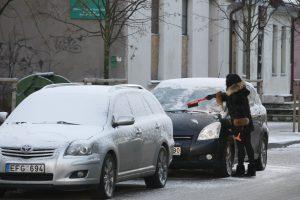 Dešimt lenktynininko V. Švedo patarimų žiemą