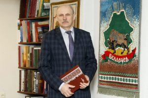 N. Logvinas: su lietuviais – daug bendro