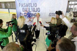 Lietuvių ambicijos – atsivežti čiuožimo elitą