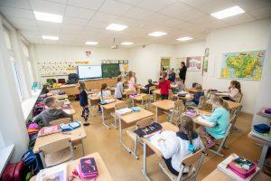 Eksperimentas devyniose Kauno mokyklose: kas pasikeitė?
