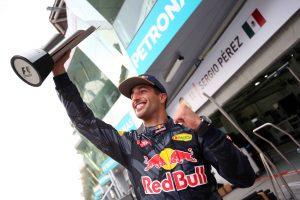 """""""Malaizijos GP"""" laimėjo D. Ricciardo"""
