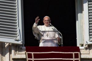 Popiežius: politikams trūksta konkrečios valios dėl klimato