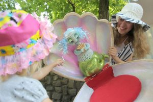 Lėlių teatras atvėrė duris naujajam sezonui