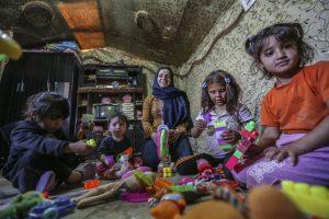 30 mln. vaikų pasaulyje yra pabėgėliai