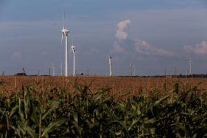Birželį vėjo jėgainės didino gamybos apimtis
