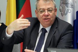Europos Audito Rūmų vadovas ragina reformuoti žemės ūkio politiką
