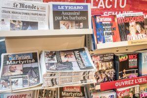 Spaudos laisvės padėtis pernai labiausiai blogėjo Europoje