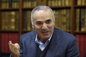 G. Kasparovas laimėjo dar vieną bylą prieš Rusiją