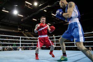 Europos čempionate kovos septyni Lietuvos boksininkai