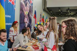 Klaipėdoje – pažintis su pasaulio tautomis