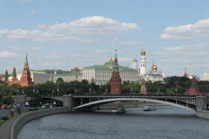 Maskva reikalauja sumažinti JAV diplomatų Rusijoje skaičių