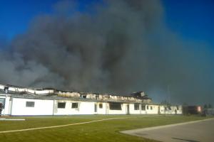 """Nuo gaisro nukentėjusi """"Norvelita"""" nori atnaujinti gamybą"""