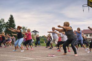 Pakaunės senjorams – galimybės gyventi aktyviau ir sveikiau